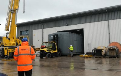 Substation build and deliver: Nexus' Howdon Depot